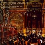 DALL'ABACO - Rasi - Concerti (6) à più istrumenti Opera V