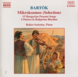 BARTOK - Szokolay - Allegro barbaro, pour piano Sz.49 BB.63