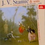 STAMITZ - Peruska - Concerto pour alto en sol majeur