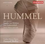 HUMMEL - Shelley - Suite du ballet 'Sapho von Mitilene' op.68