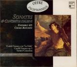 Sonates et concertos italiens