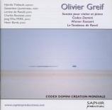 GREIF - Thebault - Sonate pour piano et violon n°2
