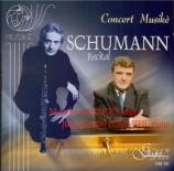 SCHUMANN - Pommier - Adagio et Allegro op.70 (arrangement pour hautbois)
