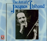 The Art of Jacques Thibaud - Import Japon
