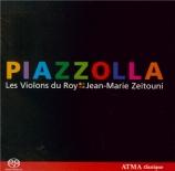 PIAZZOLLA - Zeitouni - Cuatro estaciones portenas (Las)