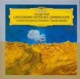 BIZET - Abbado - L'arlésienne, suite pour orchestre n°1 WD.40