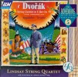 DVORAK - Lindsay String - Bagatelles, pour deux violons, violoncelle et