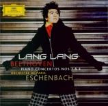 BEETHOVEN - Lang - Concerto pour piano n°1 en ut majeur op.15
