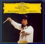 RAVEL - Ozawa - Daphnis et Chloé, ballet pour orchestre et chœur mixte s Import Japon