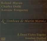 Le tombeau de Marin marais