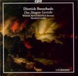 BUXTEHUDE - Cordes - Das jungste Gericht, oratorio Anh.3 (douteux) (auss