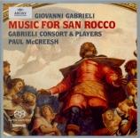 GABRIELI - McCreesh - Music for San Rocco 1608