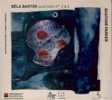 BARTOK - Quatuor Parker - Quatuor à cordes n°2 op.17 Sz.67