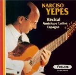 Récital en Amérique Latine et en Espagne