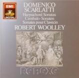 SCARLATTI - Woolley - Sonate pour clavier K.33 L.424