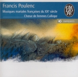 Musiques mariales françaises du XXe siècle