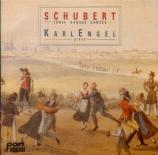 SCHUBERT - Engel - Douze valses, pour piano op.77 D.969 'Valses nobles'