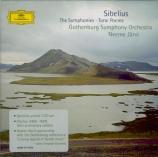 SIBELIUS - Järvi - Symphonie n°1 op.39