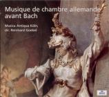 Musique de chambre allemande avant Bach