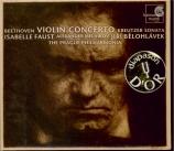 BEETHOVEN - Faust - Concerto pour violon en ré majeur op.61