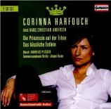 Corinna Harfouch liest Hans Christian Andersen