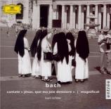 BACH - Richter - Herz und Mund und Tat und Leben, cantate pour solistes