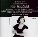 GAZZANIGA - Sanzogno - Don Giovanni (live RAI Milano, 24 - 3 - 1956) live RAI Milano, 24 - 3 - 1956