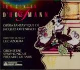 OFFENBACH - Azoura - Les Contes d'Hoffmann