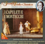 BELLINI - Abbado - I Capuleti e i Montecchi (Les Capulets et les Montaig live den Haag, Holland Festival 30 - 6 - 1966