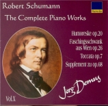 Complete piano works vol.10