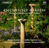 PULKKIS - Malkki - Enchanted garden, pour violon et orchestre