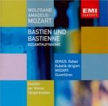 MOZART - Lindenberg - Bastien und Bastienne (Bastien et Bastienne), sing
