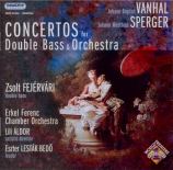 Concertos for Double Bass & Orchestra