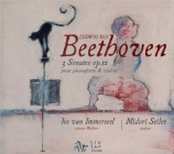 BEETHOVEN - Immerseel - Sonate pour violon et piano n°1 op.12 n°1