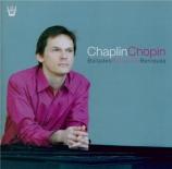 CHOPIN - Chaplin - Ballade pour piano n°1 en sol mineur op.23 n°1
