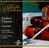 GIORDANO - Votto - Andrea Chénier (Live Milano, 8 - 1 - 1955) Live Milano, 8 - 1 - 1955