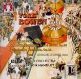BOWEN - Handley - Concerto pour piano n°2 op.17 'Concertstück'