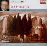 REGER - Weigle - Variations et fugue sur un thème de Mozart, pour orches