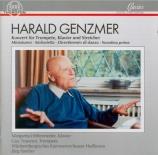 GENZMER - Faerber - Concerto pour trompette et orchestre