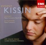 MOZART - Kissin - Concerto pour piano et orchestre n°24 en do mineur K.4