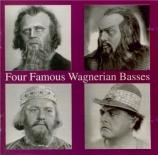 Quatre grandes basses wagnériennes