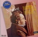 SCHUBERT - Ashkenazy - Sonate pour piano en ré majeur op.53 D.850 'Gaste