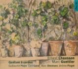 CHAUSSON - Plays - Quatuor à cordes op.35