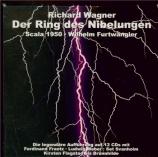 WAGNER - Furtwängler - Der Ring des Nibelungen (L'Anneau du Nibelung) WW Ring de la Scala 1950