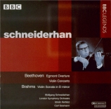 BEETHOVEN - Schneiderhan - Concerto pour violon en ré majeur op.61