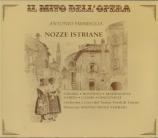 SMAREGLIA - Wolf-Ferrari - Nozze Istriane (live Trieste, 17 - 2 - 1973) live Trieste, 17 - 2 - 1973