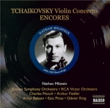 TCHAIKOVSKY - Milstein - Concerto pour violon en ré majeur op.35