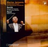 BARTOK - Jansons - Concerto pour orchestre Sz.116 BB.123