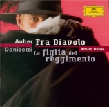 AUBER - Basile - Fra Diavolo (version italienne)