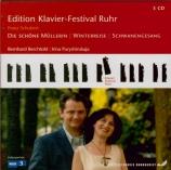 SCHUBERT - Berchtold - Die schöne Müllerin (La belle meunière) (Müller)